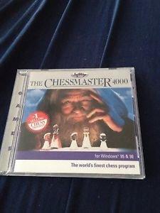 The Chessmaster 4000 CD (Windows)