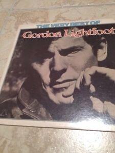 Gordon lightfoot greatest hits record album