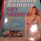suzanne somers get skinny eating great food hardcover