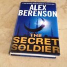 The John Wells: The Secret Soldier Bk. 5 by Alex Berenson (2011, Hardcover)