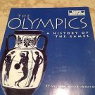 the olympics a history of the games by William Johnson hardcover