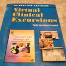 Virtual Clinical Excursions Book & CD 2006 paperback