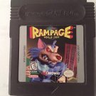 Rampage World Tour Cartridge for Game Boy ( cartridge only)
