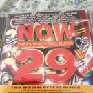 Now, Vol. 29 by Various Artists (CD, Nov-2008, Capitol/EMI Records