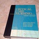 Critical Care Nursing: A Holistic Approach [2004] Morton Hardcover