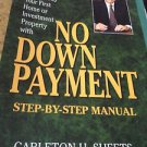 manual:how to buy home/investment property with no money down by Carleton Sheets