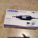 Dremel 200 Series 2 Speed Rotary Tool with 15 accessories