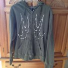 my chemical romance hoodie sweatshirt with hood size small beautiful condition
