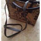 Tiger Handbag with shoulder strap