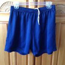 soccer shorts navy blue size adult large by score American soccer co