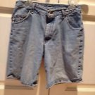 Authentic Lee Dungarees Size 33 Jean Shorts beautiful condition