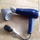 Conair Ion Shine 1875 hairdryer with diffuser beautiful condition