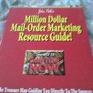 John Polks million dollar mail order marketing resource guide softcove
