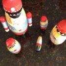 Wooden Toy Soldier & Friends