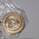 Alaska Salmon Coin Travel souvenir memorabilia