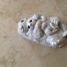 baby seal and moma sculpture you bekka