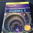 Prentice Hall Mathematics ALGEBRA 2 Florida Edition Textbook 2004