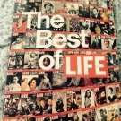 The best of life softcover book with inscription on inside cover