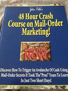 48 hour crash course on mail order marketing by john polk softcover