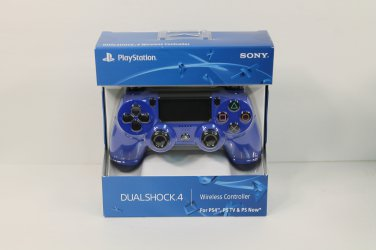 New Official PS4 PlayStation 4 DualShock Wireless Controller Wave Blue