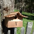 Bird House-Blue Jay, for your Garden, made for order