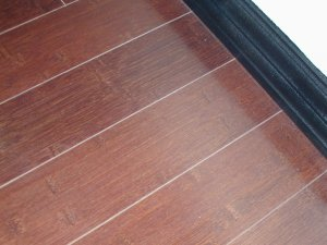 Red Congac Bamboo Flooring