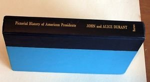 Pictorial History of American Presidents (hardcover 1955) illustrated English