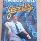 Game Day by Thomas Boswell (1990, Hardcover) Stated First Edition collectible