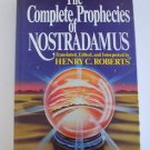 The Complete Prophecies of Nostradamus (1982, Hardcover) collectible revised edi