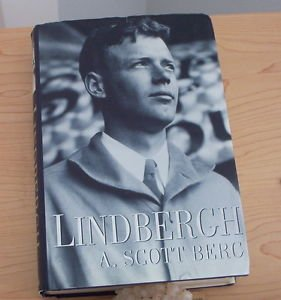Lindbergh by A. Scott Berg (1998, Hardcover) 1st Edition collectible