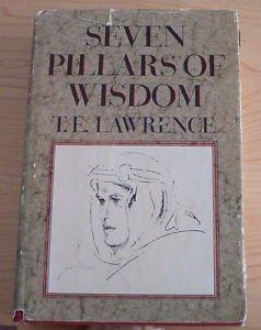Seven Pillars of Wisdom:A Triumph by T. E. Lawrence (1966, Hardback)