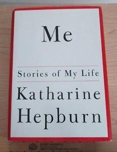 Me : Stories of My Life by Katharine Hepburn (1991, Hardcover)