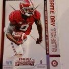 2015 Game day Ticket Amari Cooper rookie card alabama Oakland Raiders