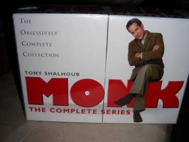Monk The complete series