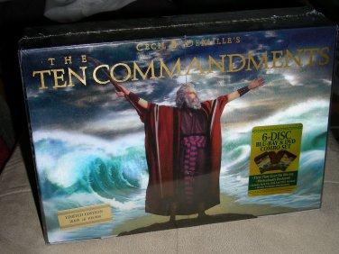 The Ten Commandments gift set