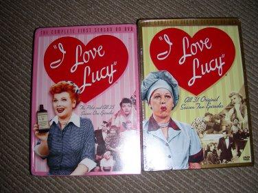 I love Lucy season 1 and 2