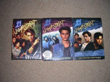 21 jumpstreet seasons 1,2,3