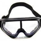 Motorcycle Dustproof Ski Snowboard Sunglasses Goggles Lens Frame Eye Glasses