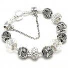Fashion Fit AAA Zircon Ball Charm Bracelet for Women