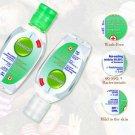 Portable Antibacterial Disinfectant Gel 75% Hand Sanitizer 50ml