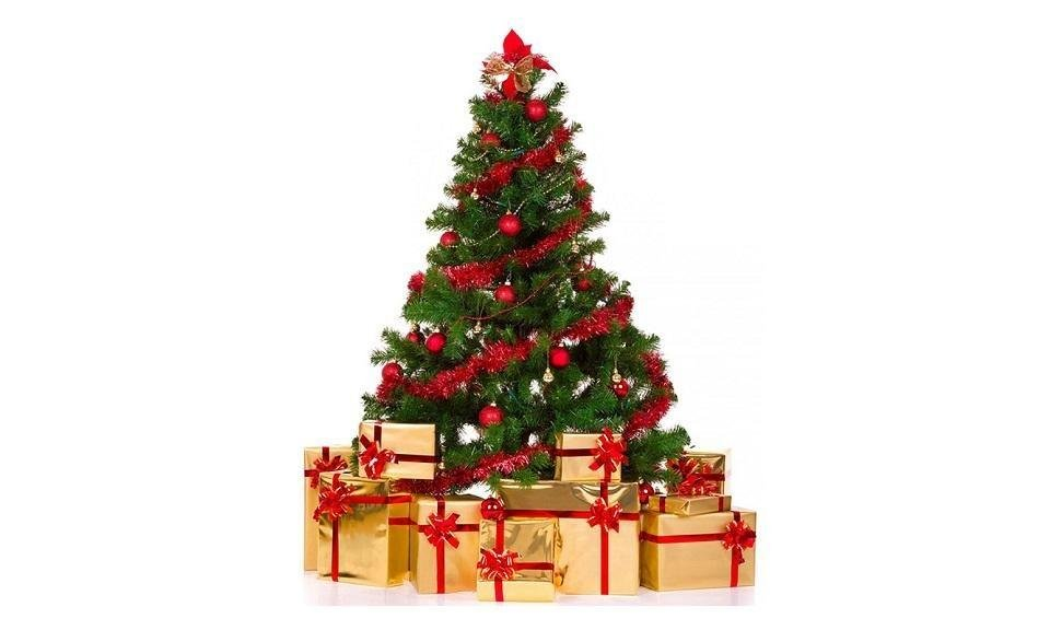 Artificial Christmas Tree Decorations For Christmas