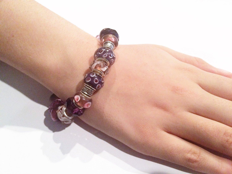 Octopus European Bead Bracelet