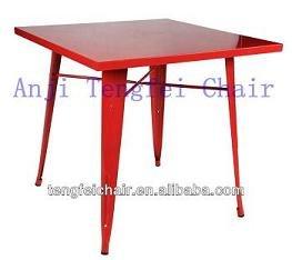 Metal Bar Table