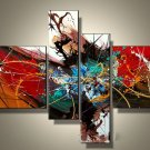 Handmade high quality abstract oil painting