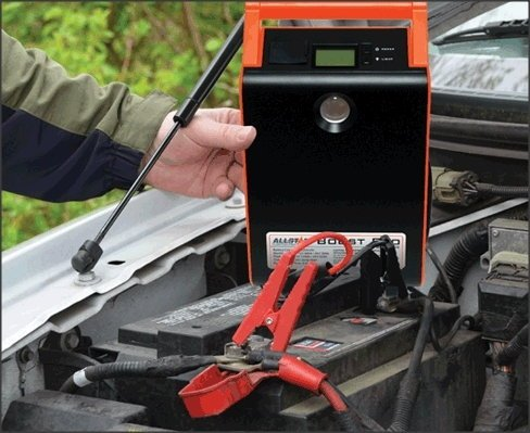 Cal Van Boost Pro 12/24 Lithium Jump Starter - Part# CV 570