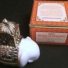Vintage Avon Royal Elephant Collectible Bottle with Topaze Cologne 1.5 oz, NIB