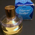 Rare Vtg Avon Collectible Cologne & Candlelight,Imperial Garden Cologne 2 oz,NIB
