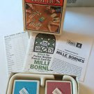VINTAGE Parker Brothers Mille Bornes French Car Race Card Game 1971 100% EUC!