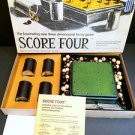 SCORE FOUR Original Vintage 1968 Strategy Game By Funtastic COMPLETE 100% EUC!