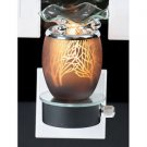 Brown Tree Plug In Burner Wax Tart Oil Warmer Wall Outlet Night Light